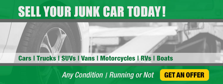 Cash for Junk Cars, Sell Your Junk Car Fast