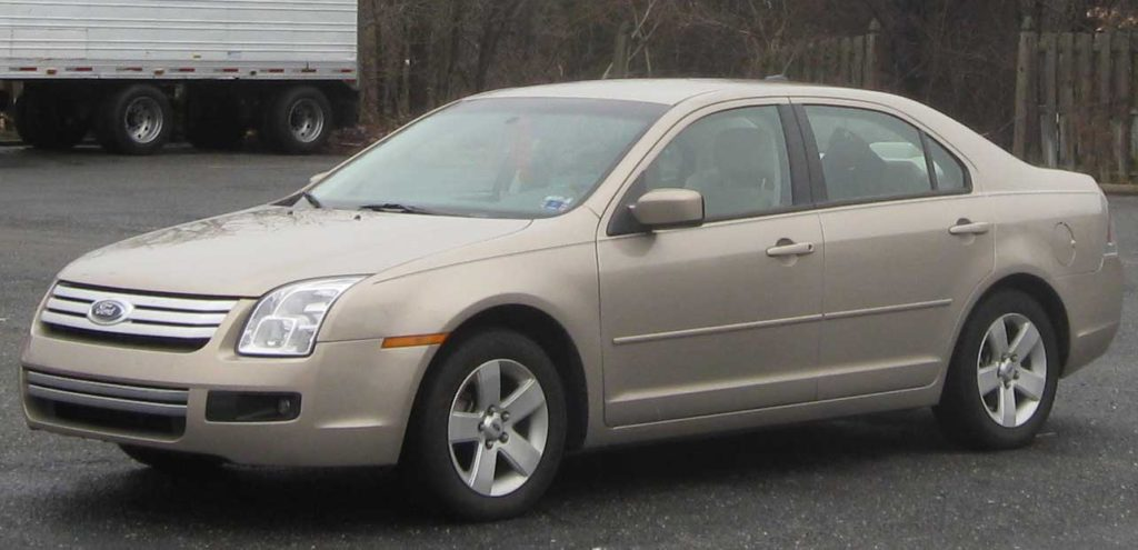 Gold Ford Fusion for Best Used Cars for Under 5000 Dollars Blog by 1-800 Cash-For-Junk-Cars blog